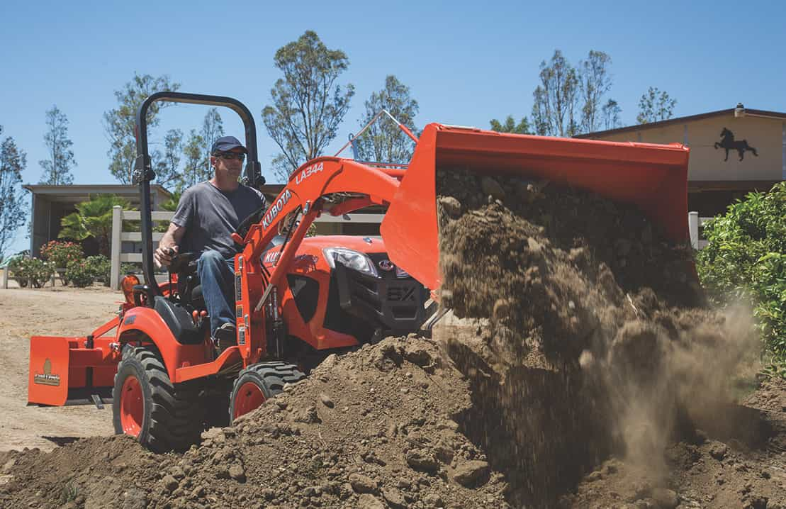 Find Your Kubota